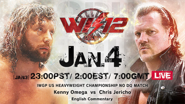 Watch NJPW Wrestle Kingdom 12 2018 iPPV