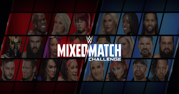 Watch WWE Mixed Match Challenge S01E11