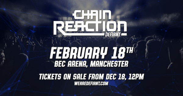 Watch Defiant Wrestling: Chain Reaction 2018