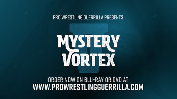 Watch PWG Mystery Vortex V 2018