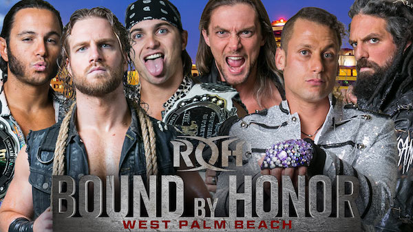 Watch ROH Bound By Honor 2018