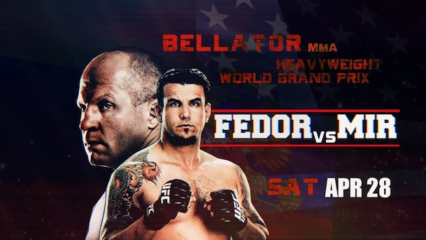 Watch Bellator 198: Fedor Vs. Mir
