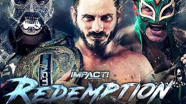 Watch iMPACT Wrestling Redemption 2018 4/22/18