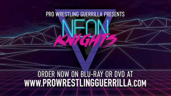 Watch PWG Neon Knights 2/16/18