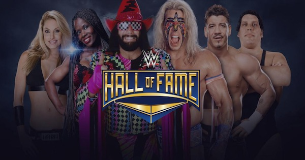 Watch WWE Hall of Fame 2018 Online