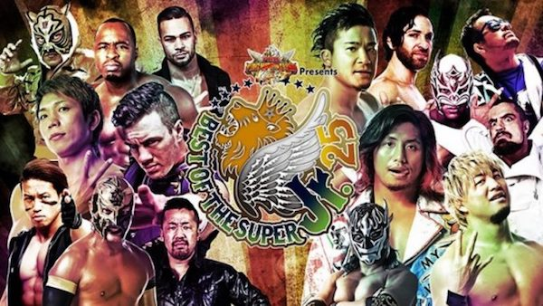 Watch NJPW Best Of The Super Jr 25 Day 12 6/2/18