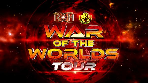 Watch ROH War Of The Worlds Tour Royal Oak 5/12/18