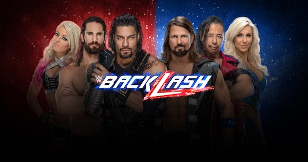 Watch WWE Backlash 2018 Online