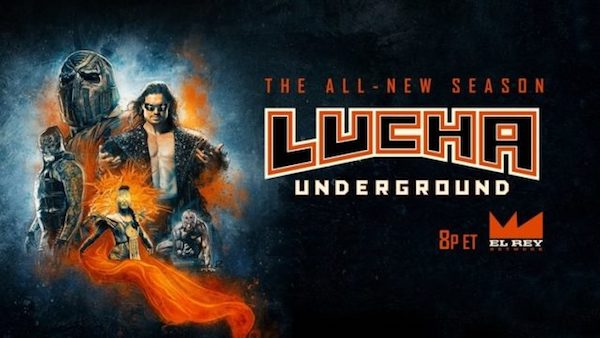 Watch Lucha Underground S04E01 6/13/18