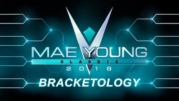 Watch WWE Mae Young Classic S02E00 Bracketology