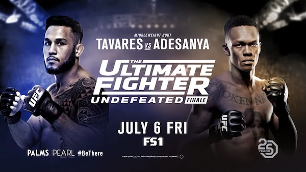 Watch The Ultimate Fighter S27 Finale S27E13