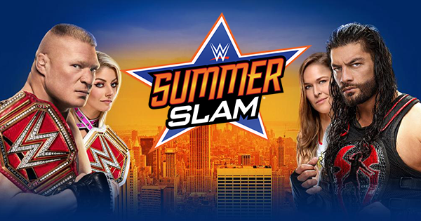 Watch WWE SummerSlam 2018 Online