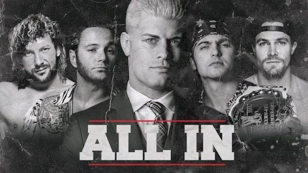 Watch All in PPV 9/1/18 Online
