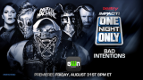 Watch iMPACT Wrestling One Night Only: Bad Intentions 2018