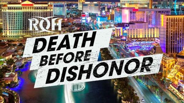 Watch ROH Death Before Dishonor XVI 2018