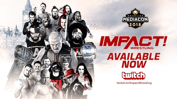 Watch iMPACT Wrestling: MediaCon  9/10/18