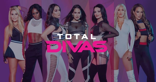 Watch WWE Total Divas S08E10