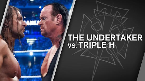 Watch WWE The Undertaker vs. Triple H Rivalries DVD
