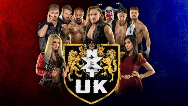 Watch WWE NXT UK 1/9/19