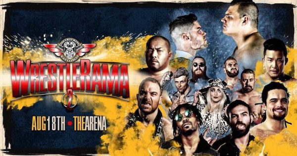 Watch OTT Wrestling WrestleRama 2 2018