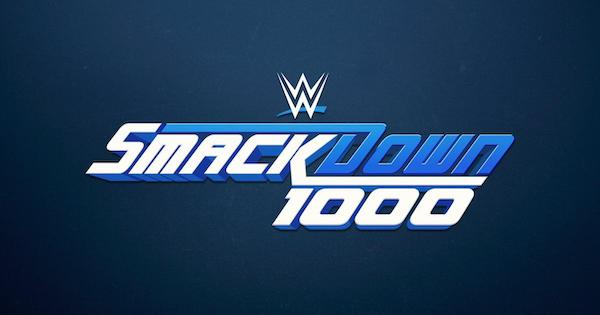 Watch WWE Smackdown Live 1000 10/16/18