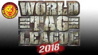 Watch NJPW World Tag league 2018 Day4 11/22/18