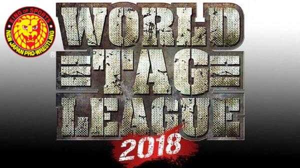 Watch NJPW World Tag league 2018 Day11 11/30/18