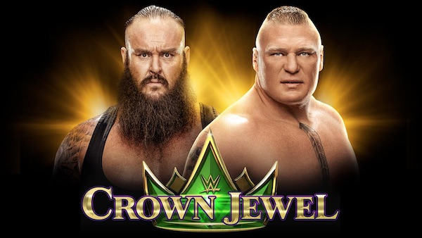 Watch WWE Crown Jewel 2018 Online PPV