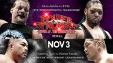 Watch NJPW Road to Power Struggle Super Jr. Day13 Finale 11/3/18