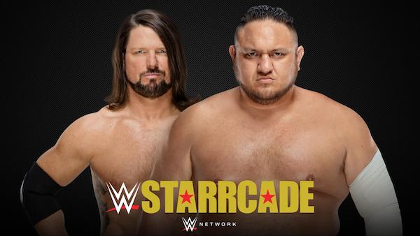 Watch WWE Starrcade 2018 11/24/18