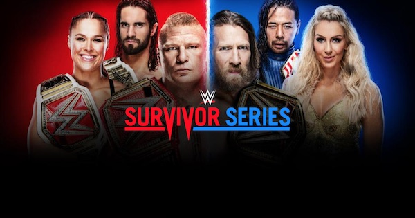 Watch WWE Survivor Series 2018 Online
