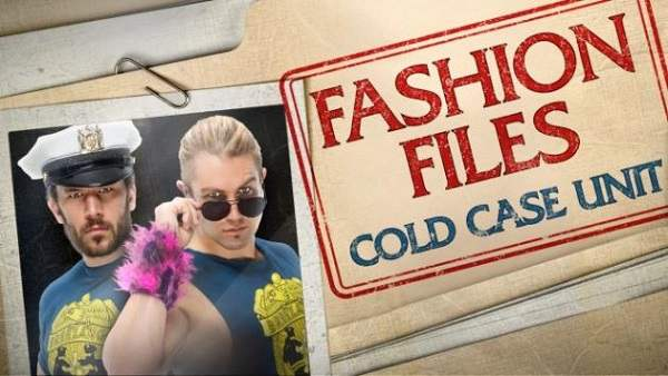 Watch WWE Fashion Files: Cold Case Uint 12/24/18
