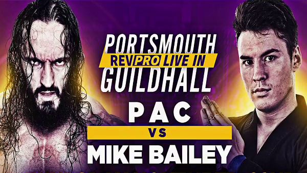 Watch RPW Live At The Guildhall Return Of Pac 11/28/18
