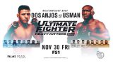 Watch The Ultimate Fighter Season28 Finale: Dos Anjos vs. Usman