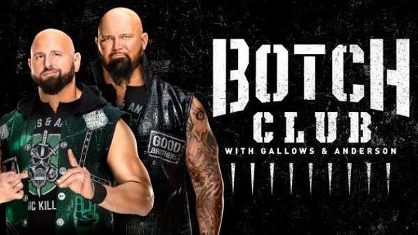 Watch WWE Specials Botch Club 12/24/18