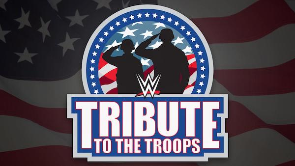 Watch WWE Tribute to the Troops 2018 12/20/18