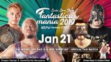 Watch NJPW CMLL Fantastica Mania 2019 Finale Day 8 1/21/19