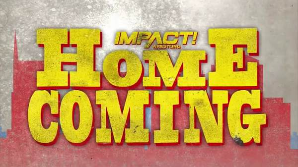 Watch iMPACT Wrestling: Homecoming 2019 1/6/19