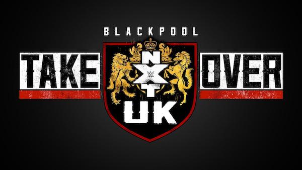 Watch WWE NXT UK TakeOver: Blackpool 2019 1/12/19