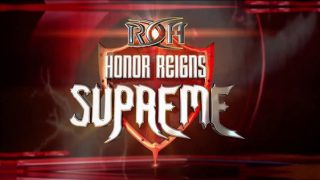 Watch ROH Honor Reigns Supreme 2019 1/13/19