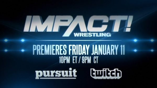 Watch iMPACT Wrestling 1/11/19
