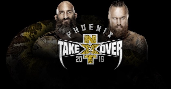 Watch WWE NXT TakeOver: Phoenix 2019 1/26/19 Online