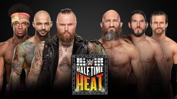 Watch WWE Halftime Heat Episode 1 2/3/19