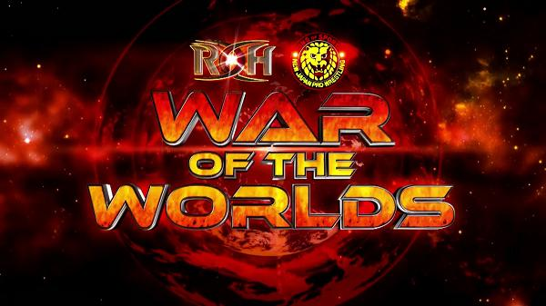 Watch NJPW/ROH War of The Worlds 2019 5/12/19
