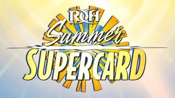 Watch ROH Summer Supercard 2019 8/9/19