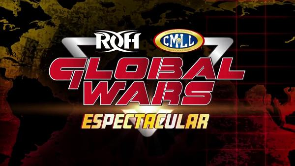 Watch ROH Global Wars Espectacular Chicago 9/8/19
