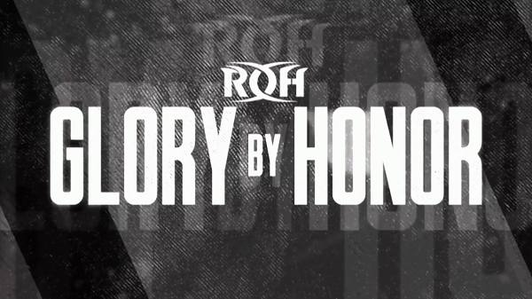 Watch ROH Glory By Honor 2019 10/12/19