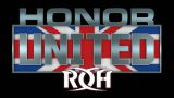 Watch ROH Honor United Bolton 10/27/19