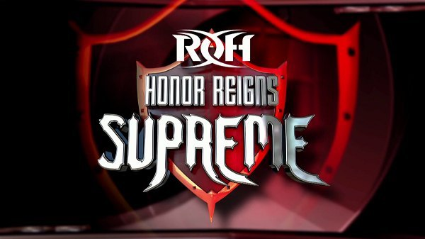 Watch ROH Honor Reigns Supreme 1/12/20